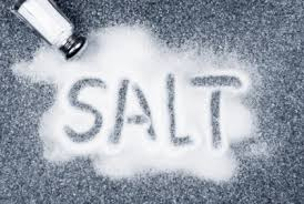 salt are among the foods that make you sweat excessively